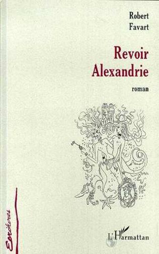 Couverture REVOIR ALEXANDRIE