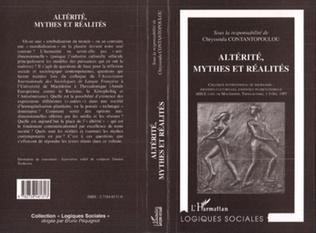 Couverture Altérité, mythes et réalités