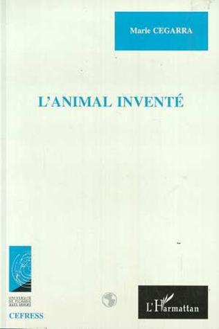 Couverture L'ANIMAL INVENTE