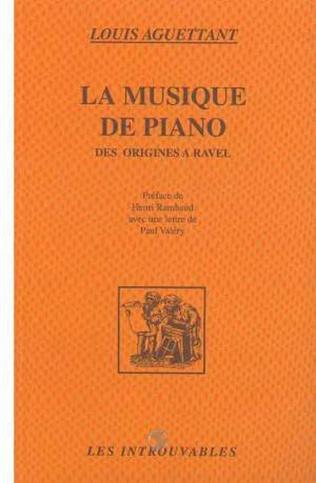 Couverture LA MUSIQUE DE PIANO
