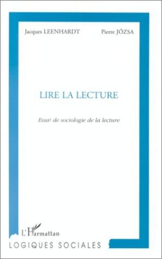 Couverture LIRE LA LECTURE