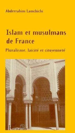 Couverture ISLAM ET MUSULMANS DE FRANCE