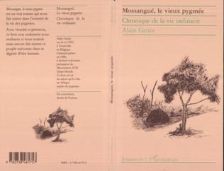 Couverture MOSSANGUÉ LE VIEUX PYGMÉE