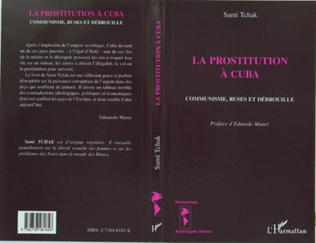 Couverture LA PROSTITUTION A CUBA