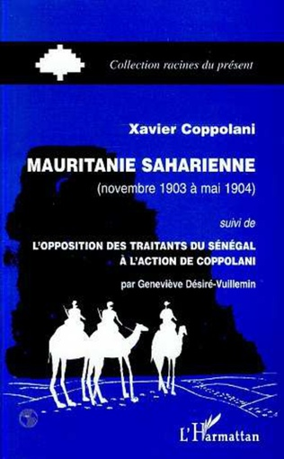 Couverture MAURITANIE SAHARIENNE (NOVEMBRE 1903 A MAI 1904)