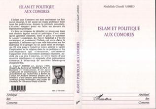 Couverture ISLAM ET POLITIQUE AUX COMORES