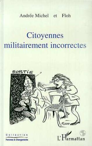 Couverture CITOYENNES MILITAIREMENT INCORRECTES