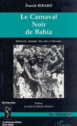 Couverture LE CARNAVAL NOIR DE BAHIA