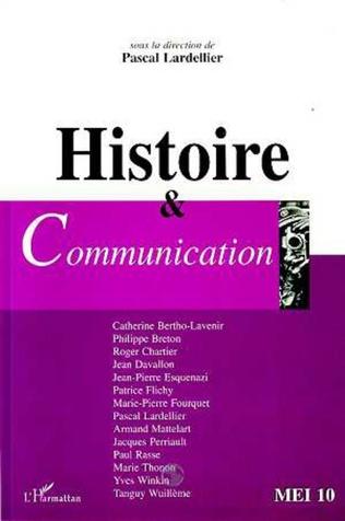 Couverture HISTOIRE ET ACTUALITE