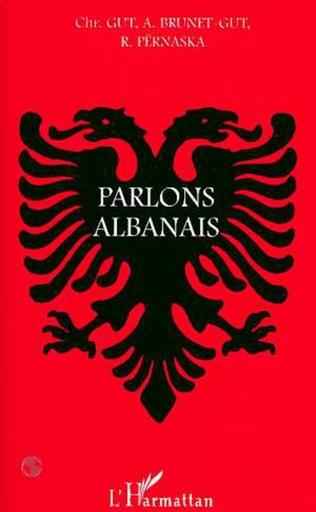 Couverture PARLONS ALBANAIS