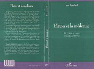 Couverture Platon et la médecine