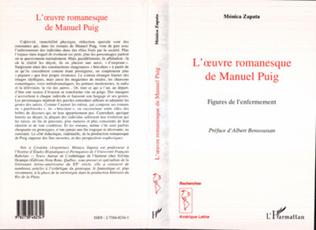 Couverture L'ŒUVRE ROMANESQUE DE MANUEL PUIG