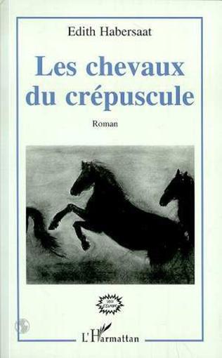 Couverture LES CHEVAUX DU CREPUSCULE