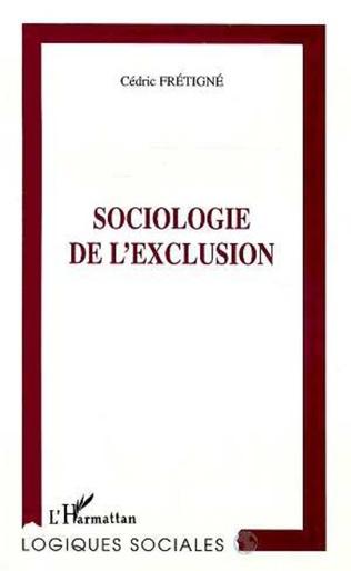 Couverture SOCIOLOGIE DE L'EXCLUSION