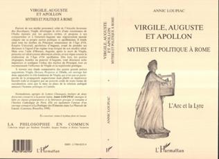 Couverture VIRGILE AUGUSTE ET APOLLON