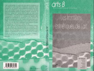 Couverture LES FRONTIÈRES ESTHETIQUES DE L'ART