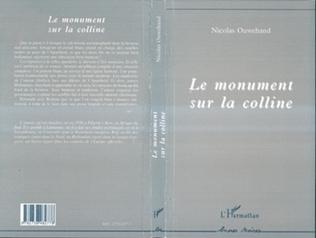 Couverture LE MONUMENT SUR LA COLLINE