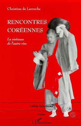 Couverture RENCONTRES CORÉENNES