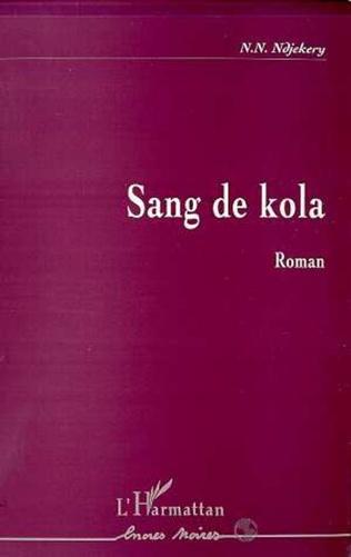 Couverture SANG DE KOLA