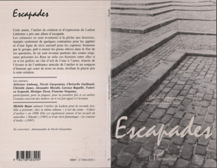 Couverture ESCAPADES
