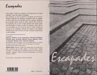 Couverture ESCAPADES