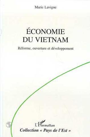 Couverture ECONOMIE DU VIETNAM