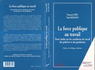 Couverture LA FORCE PUBLIQUE AU TRAVAIL