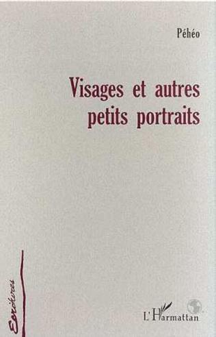 Couverture VISAGES ET AUTRES PETITS PORTRAITS