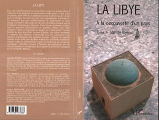 Couverture LA LIBYE