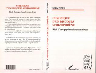 Couverture CHRONIQUE D'UN DISCOURS SCHIZOPHRÈNE