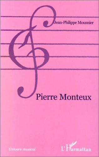 Couverture Pierre Monteux