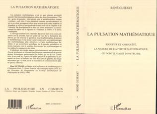 Couverture LA PULSATION MATHEMATIQUE