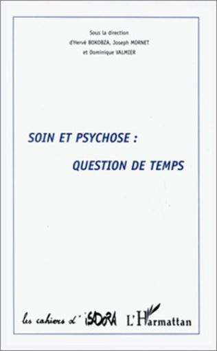 Couverture SOIN ET PSYCHOSE : QUESTION DE TEMPS
