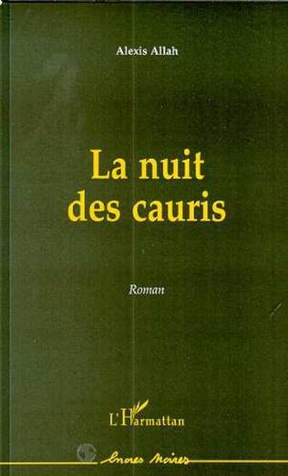 Couverture LA NUIT DES CAURIS