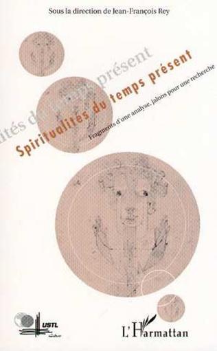 Couverture SPIRITUALITES DU TEMPS PRESENT