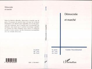 Couverture DEMOCRATIE ET MARCHE