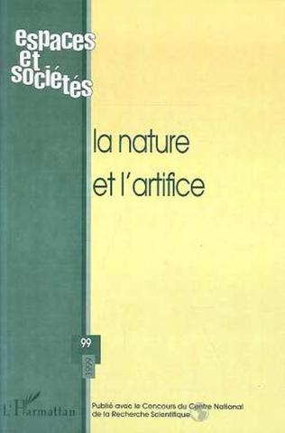 Couverture LA NATURE ET L'ARTIFICE