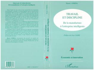 Couverture TRAVAIL ET DISCIPLINE
