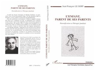 Couverture L'ENFANT, PARENT DE SES PARENTS