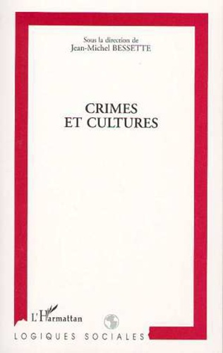Couverture CRIMES ET CULTURES