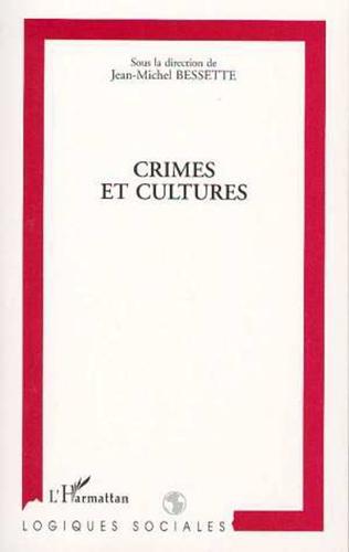 Couverture CRIMES ET CULTURES