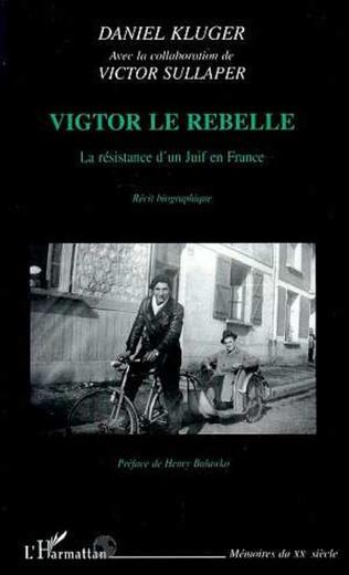 Couverture VIGTOR LE REBELLE