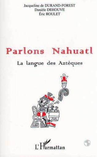 Couverture PARLONS NAHUATL