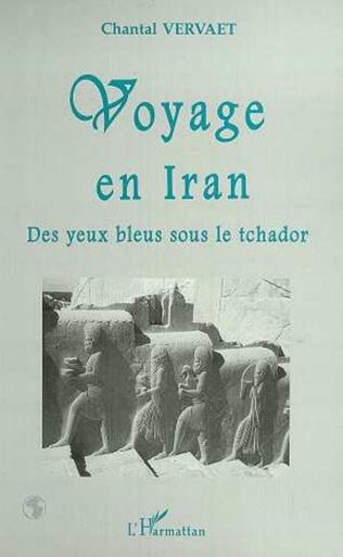 Couverture VOYAGE EN IRAN
