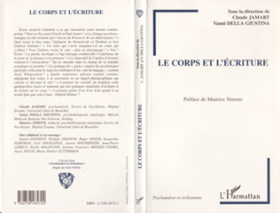 Couverture LE CORPS ET L'ECRITURE