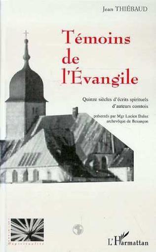 Couverture TÉMOINS DE L'ÉVANGILE