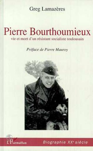 Couverture Pierre Bourthoumieux