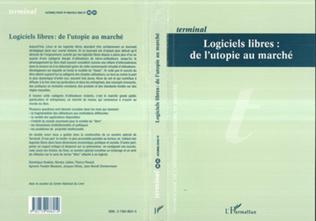 Couverture LOGICIELS LIBRES : DE L'UTOPIE AU MARCHE (n°80/81)