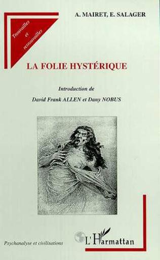 Couverture LA FOLIE HYSTERIQUE