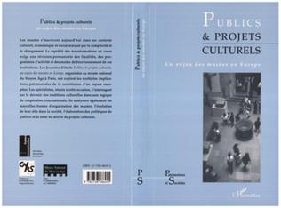 Couverture PUBLICS ET PROJETS CULTURELS